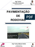 Pavimentação de Rodovias