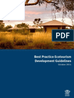 Best Practices in Ecotourism Development