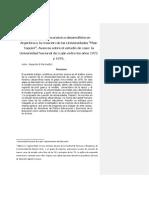 La Política Económica Desarrollista en Argentina y La Creación de Las Universidades