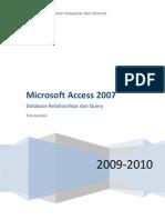 Modul Access 2007