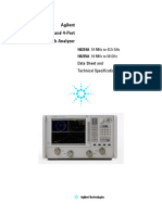 Agilent Tech., N5224-90001 Network Analyzer.pdf
