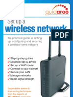Set up a wireless network