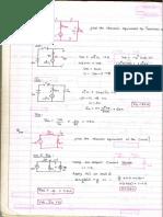 Network Analysis Notes- VALKENBURGH