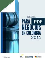EY Proexport Legal Guide 2014 (Español).pdf