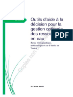 Outils d'aide à la décision et optimisation