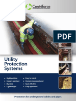 Utility Protection Brochure