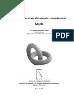 MAPLE Manual