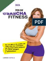 Los Secretos de Sascha Fitness libro