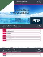 10 Emission Rules