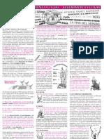 Avvenimenti Futuri - Un termine della Bibbia endtimes (analisi del papato, anticristo e il nuovo ordine mondiale)