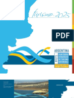 Plan Federal Estratégico de Turismo Sustentable 2025