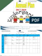 k annual plan 2017- 2018
