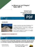 Alternativa Minera en La 8ª Región