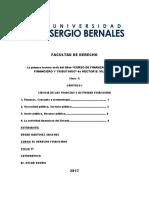 Ciencia de Las Finanzas y Actividad Financiera Acabado PDF