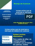Uac 12 Tecnologias Para El Manejo de Cuencas