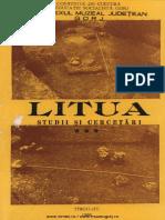 03. Litua. Studii Și Cercetări, Vol. 3 (1986)
