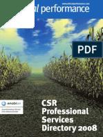 CSR Professional Services