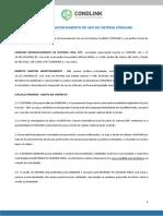 Contrato + Proposta Comercial Condlink - Alarmes Roma - 07082017 (1)