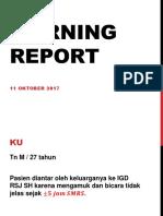 Morning Report 30 September 2017