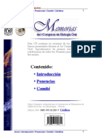 Memorias Biologia Oral 12