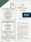 Juliette Favez-Boutonier [25 Janvier 1955] Psychanalyse Et Philosophie