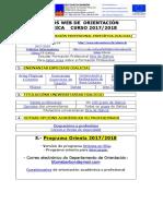Recursos web de orientación académica e profesional