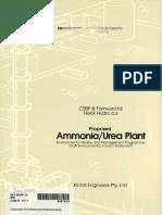 Urea Plant