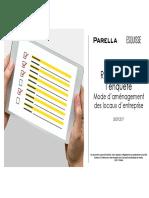 Présentation Restitution Enquête - Parella Esquisse 28.09.17