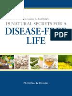 NaturalSecrets-Disease Free Life