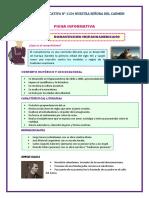 Ficha de Aprendizaje 1 El Romanticismo Hispanoamericano