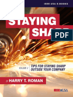 Stayin Sharp - Roman, Harry T.