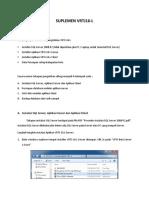 3.Suplemen Pengolahan VRTJ16 Listing