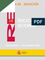 Revista Educ No Formal