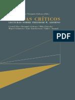 Constelaciones Criticas. Autonomia Del A