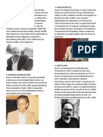 10 Escritores de Guatemala
