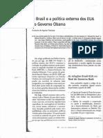 O Brasil e a PE dos EUA no governo Obama - Antonio Patriota in Rev. PE.pdf