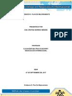 Cristina Evidencia 5 Plan de Mejoramiento Doc