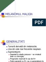 Melanomul Malign