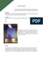 pcr lab write up - google docs