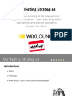 Marketing Strategies for Freelancers
