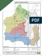 Mapa 50 Unidades de Planificacion Rural