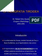 Oftalmopatía Tiroidea