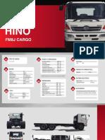 Hino FM8J Cargo