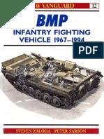[Osprey] - [New Vanguard - 012] - BMP Infantry Fighting Vehicle, 1967-1994.pdf