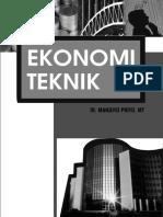 Ekonomi Teknik Mandiyo Priyo (Buku Referensi)