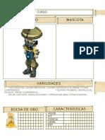 Ficha Personaje Brujo