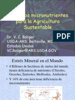 Tema IV. Rol de Los Micronutrientes