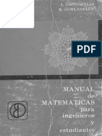 Manual de Matematicas para Ingenieros y Estudiantes
