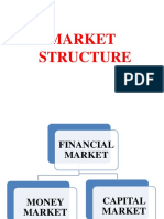 1. Financial Market Structure