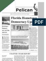 Summer 2007 Pelican Newsletter, Florida Sierra Club